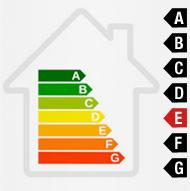 Diagnostic énergétique : E