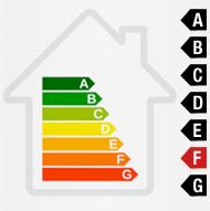 Diagnostic énergétique : F